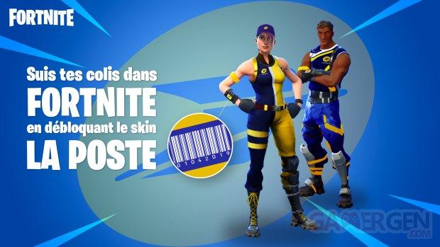 Fortnite La Poste Skin Images Vehicule (2)