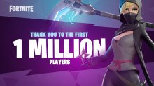 Fortnite Million