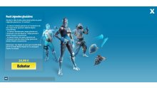 Fortnite Pack Légendes glaciaires