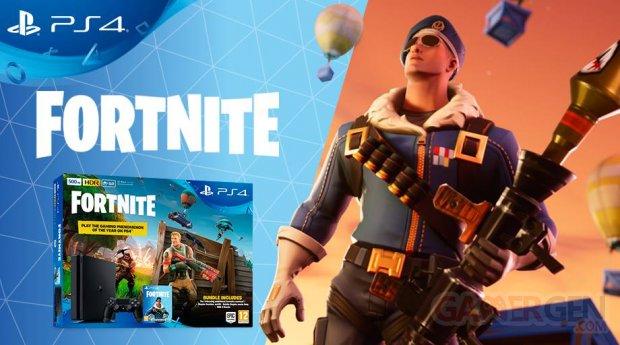 Fortnite PS4 Bundle