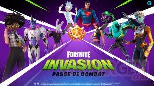 Fortnite Saison 7 Chapitre 2 Battle Pass