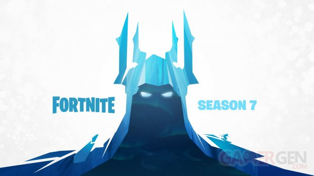 Fortnite Saison 7 Teaser