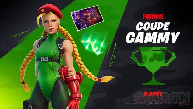 Fortnite Street Fighter Guile Cammy 06 04 08 2021