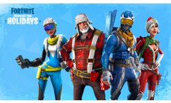 Fortnite Survive the Holidays