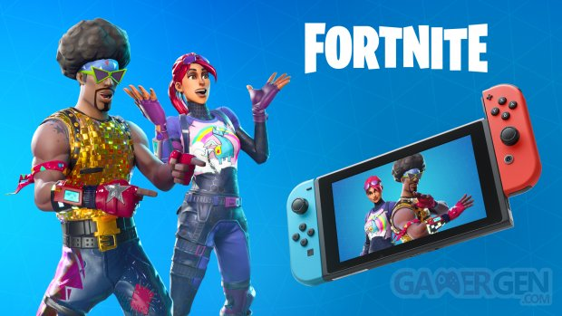 fortnite switch image edition 1 - compte fortnite switch