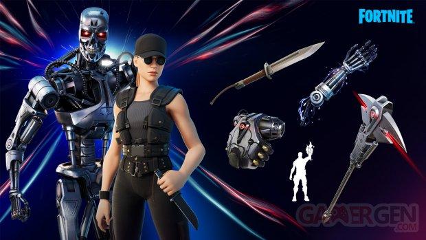 Fortnite Terminator 22 01 2021