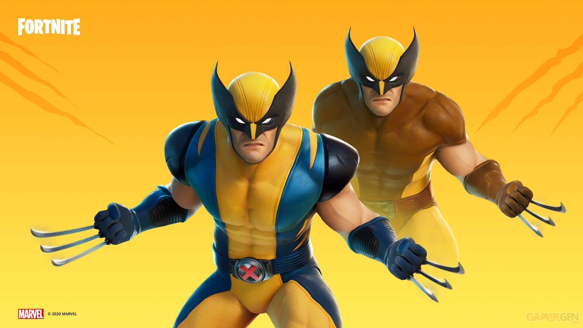 Fortnite La Skin De Wolverine Enfin Disponible Voici Comment L Obtenir Gratuitement Gamergen Com
