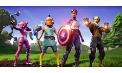 Fortnite X Avengers Endgame