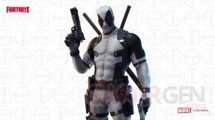 Fortnite X Force Deadpool