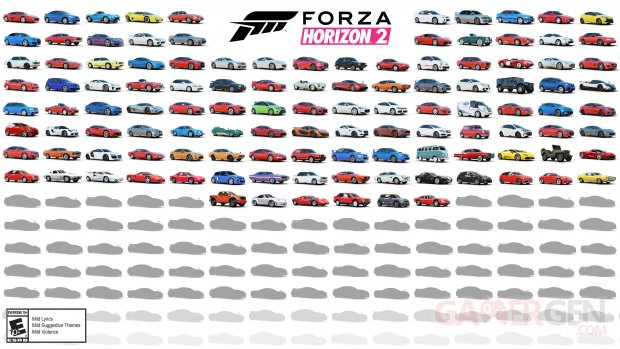 Forza Horizon 2 30 07 2014 artwork