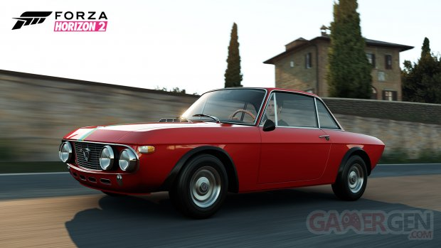 Forza Horizon 2 Lancia Fulvia