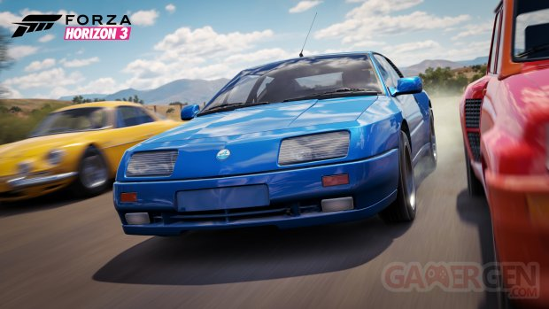 Forza Horizon 3 DLC 4