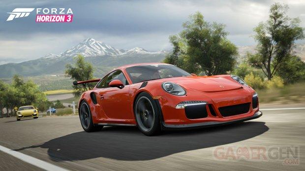 Forza Horizon 3 DLC Porsche 1.