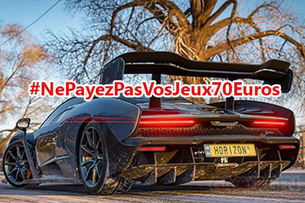Forza Horizon 4 NePayezPasVosJeux70Euros