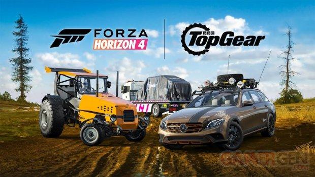 Forza Horizon 4 Top Gear