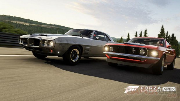 Forza Motorsport 6 Apex Windows 10