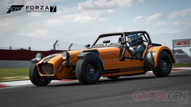 Forza Motorsport 7 2013 Caterham Superlight R500 screenshot