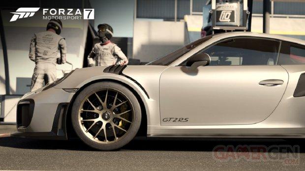 Forza Motorsport 7 fin de vie