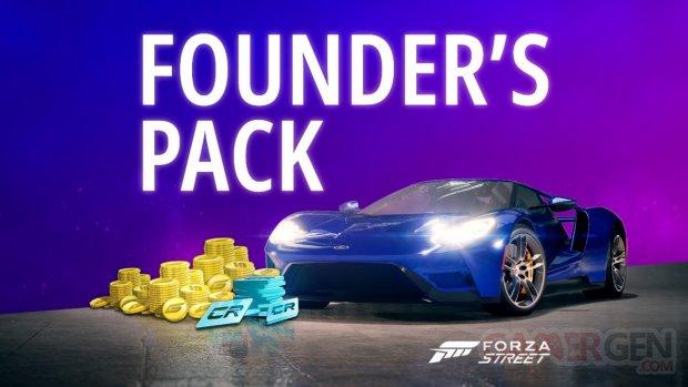 Forza Street bonus