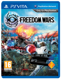 Freedom Wars jaquette