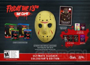 Friday the 13th The Game Ultimate Slasher Edition pic 1
