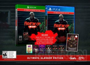 Friday the 13th The Game Ultimate Slasher Edition pic 2