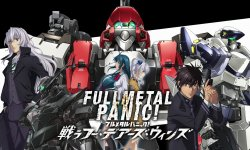 Full Metal Panic PS4 21 10 2017