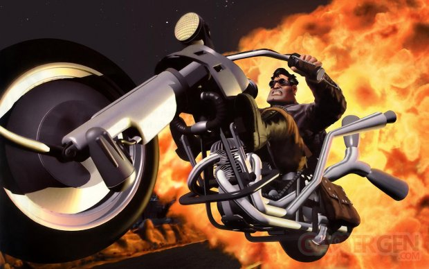 full throttle legendary classic game quest hd wallpaper 94919