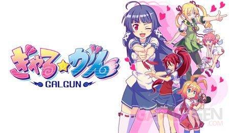 Gal Gun 2015 PS4 PSV 2