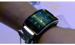 Galaxy Gear S hands on (4)