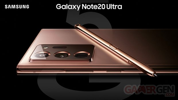 Galaxy Note 20 Ultra KV 1