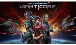 Galaxy on Fire 3 manticore title