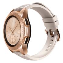 galaxy watch pink 42mm grey