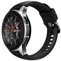 galaxy watch silver 46mm black
