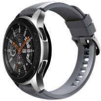 galaxy watch silver 46mm grey