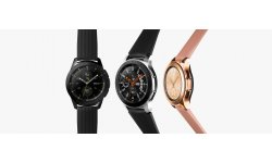 galaxy watch silver black rosegold