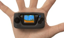 Game Gear Micro image annonce SEGA teaser