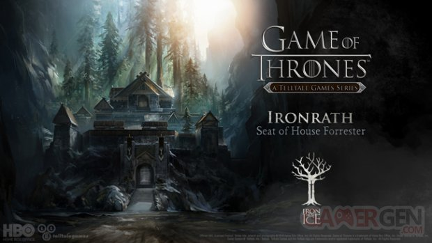 Game of Thrones Telltale 11 11 2014 Ironrath
