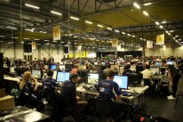 GamerGen com Gamers Assembly 2015 GA2015 Hall qualifications eSport Players Training