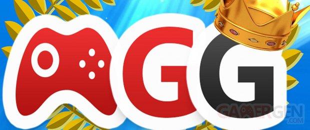 GamerGen jeu annee gold couronne staff logo image 1