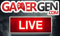 GamerGen Live Direct logo vignette