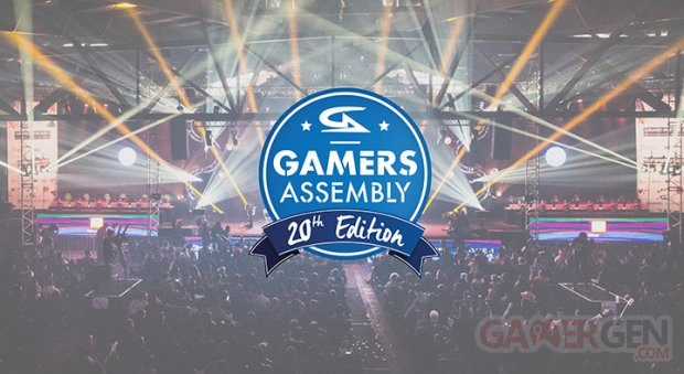 GAMERS ASSEMBLY 20