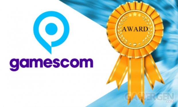 gamescom 2014 awards
