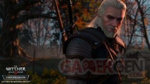gamescom 2019 The Witcher 3 Wild Hunt images Switch 01