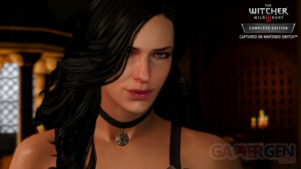 gamescom 2019 The Witcher 3 Wild Hunt images Switch 02