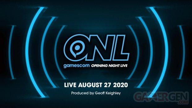 gamescom Opening Night Live head 27 08 2020 logo banner