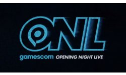gamescom Opening Night Live head logo