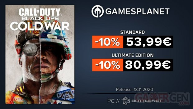Gamesplanet Call of Duty Black Ops Cold War