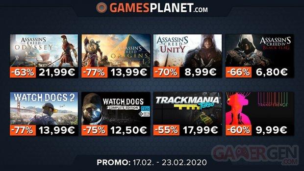 Gamesplanet promo 02 17 02 2020