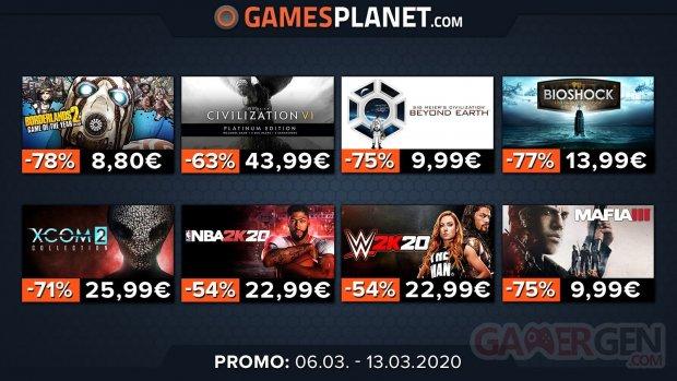 Gamesplanet promos 06 03 2020